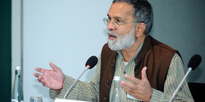 Our Salutes to Our Dear Comrade, Praful Bidwai