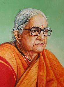 Kamladevi Chattopadhyay