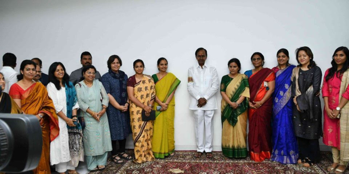 The Deification of KCR Unacceptable in our Democratic Constitutional Framework